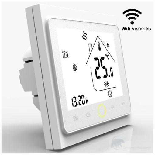 BECA Wifi termostat 16A / (Bijeli)