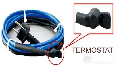 PHC15-3 Kabel za zaštitu od smrzavanja cijevi 3 metara